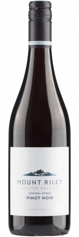 Mount Riley Limited Release Otago Pinot Noir