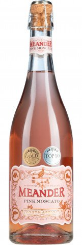 Meander Pink Moscato South-Africa - 750ml