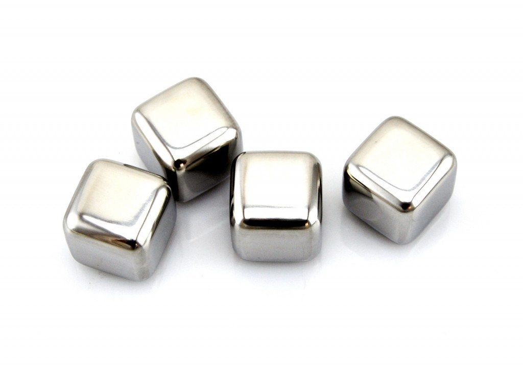 Ice Cubes stainless