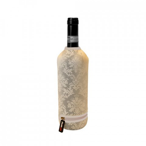 Wine thermal cover beige